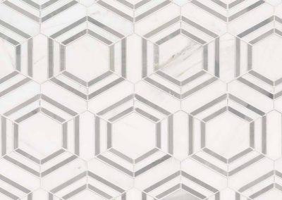 Beorama Grigio Polished Kitchen Backsplash Subway Tile