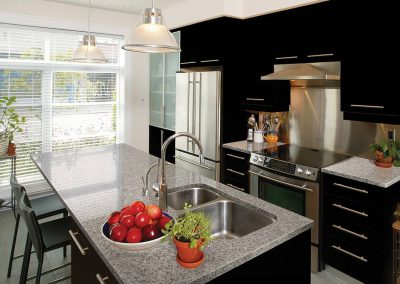 Crema Atlantico Granite Kitchen Countertop