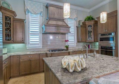Alpine Valley Granite Kitchen Countertop