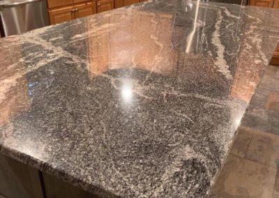 Espresso Granite Kitchen Countertop