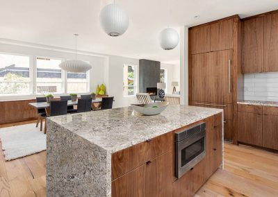 Makalu Bay Granite Kitchen Countertop