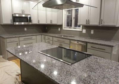 New Caledonia Granite Kitchen Countertop