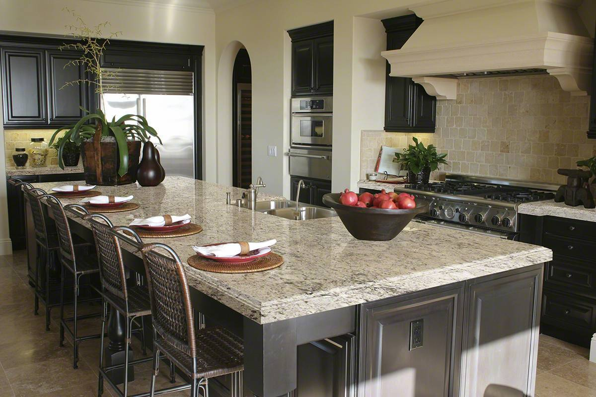 Granite Kitchen Countertop Installation in Colorado Springs