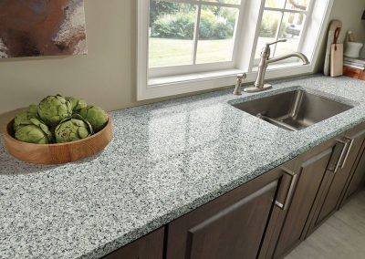Valle Nevado Granite Kitchen Countertop