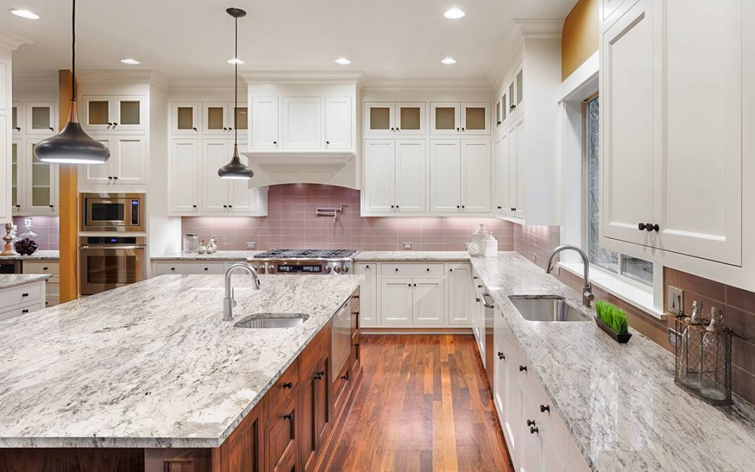 Granite vs. Quartz Kitchen Countertops: Elite Granite Tops of Colorado Springs can Help You Decide