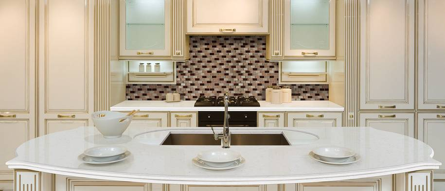 Quartz Kitchen Countertop in Colorado Springs