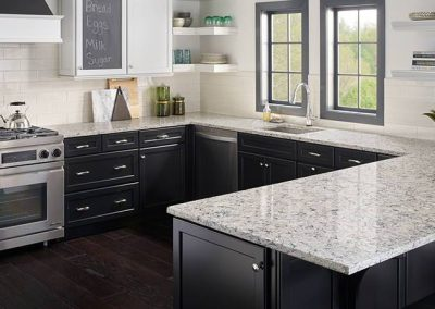 Pacific Salt Quartz Kitchen Countertop