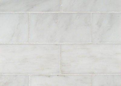 Arabescato Cararra Kitchen Backsplash Subway Tile