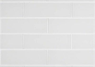 Ice 4x12 Kitchen Backsplash Subway Tile